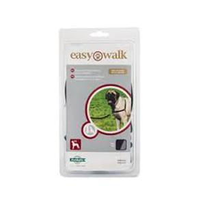 Easy Walk arnés negre XL