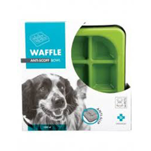 Slow Waffle verde