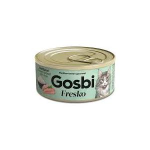 Fresko Cat Pechuga pollo Arroz Sterilized 70 gr