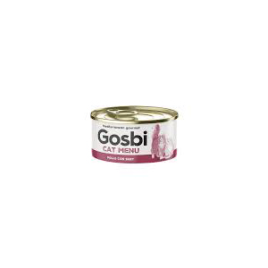 Gosbi Cat Menú Pollo con Buey 85 gr
