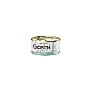 Gosbi Cat Menú Pavo con Verduras 85 gr