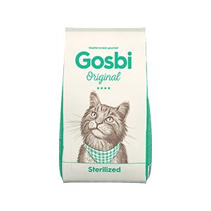 Gosbi Cat Sterilized 1 kg