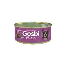 Gosbi Plaisirs Turkey and tuna 185 gr