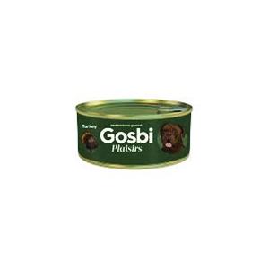 Gosbi Plaisirs White Fish 185 gr