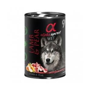 Alpha Spirit llauna xai amb pera 400 gr