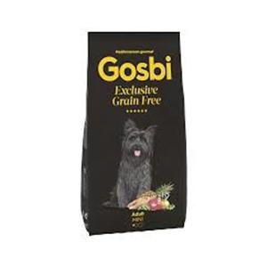 Gosbi Dog Grain Free Adult Mini 7 kg