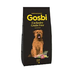 Gosbi Dog Grain Free Adult Maxi 3 kg