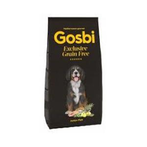 Gosbi Dog Grain Free Junior Fish 3 kg
