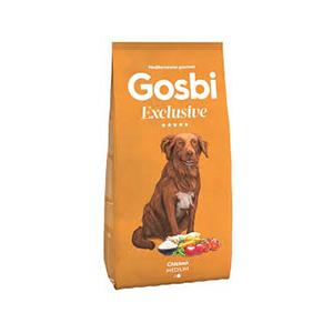 Gosbi Dog Exclusive Chicken Medium 12 kg