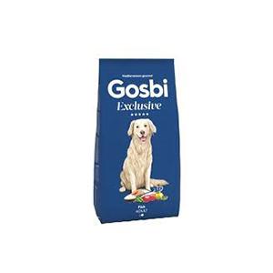 Gosbi Dog Exclusive Fish Medium 3 kg