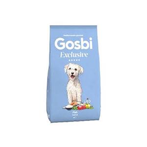 Gosbi Dog Exclusive Fish Mini 2 kg