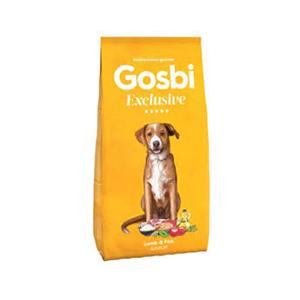 Gosbi Dog Exclusive Junior Lamb & Fish 3 kg