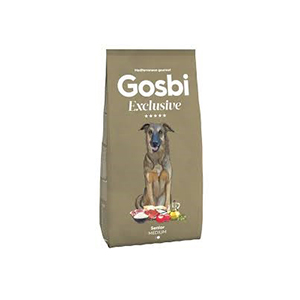 Gosbi Dog Exclusive Senior Medium 3 kg
