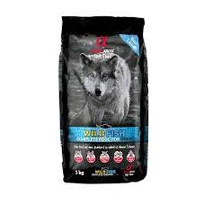 Alpha Spirit Soft Food Wild Fish 3 kg