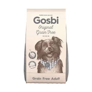 Gosbi dog Original Grain Free Adult 3 kg