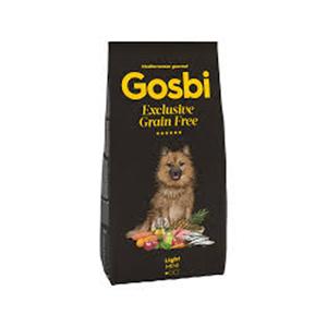 Gosbi Dog grain Free light mini 500 gr