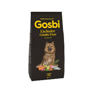 Gosbi Dog Grain Free light mini 2 kg