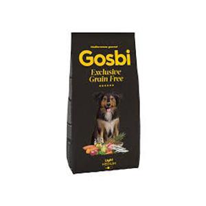 Gosbi dog grain free light medium 12 kg