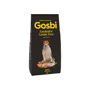 Gosbi Dog Grain Free senior medium 3 kg