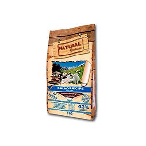 Natural Greatness Sensitive Salmo Mini 6 kg