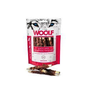 Woolf duck and rawhide twister 100 gr