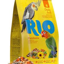 Rio alimentació Carolines i agapornis 1 kg