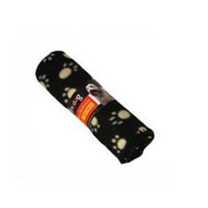 Manta multiusos negra S 100x70 cm