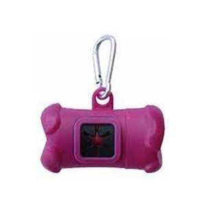 Dispensador bossas lila