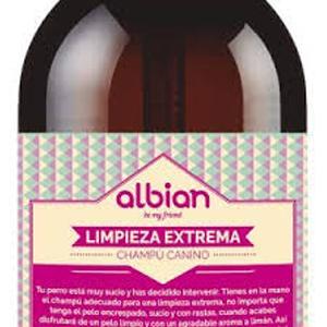 Albiana Champú Limpieza Extrema 1 L