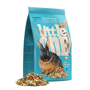 Little One alimentació conills 900 gr