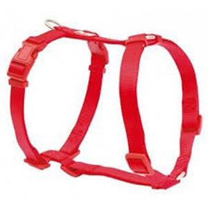 Arnes Nylon Basic Rojo 10 mm